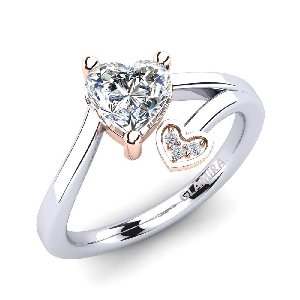 GLAMIRA Ring Clematis