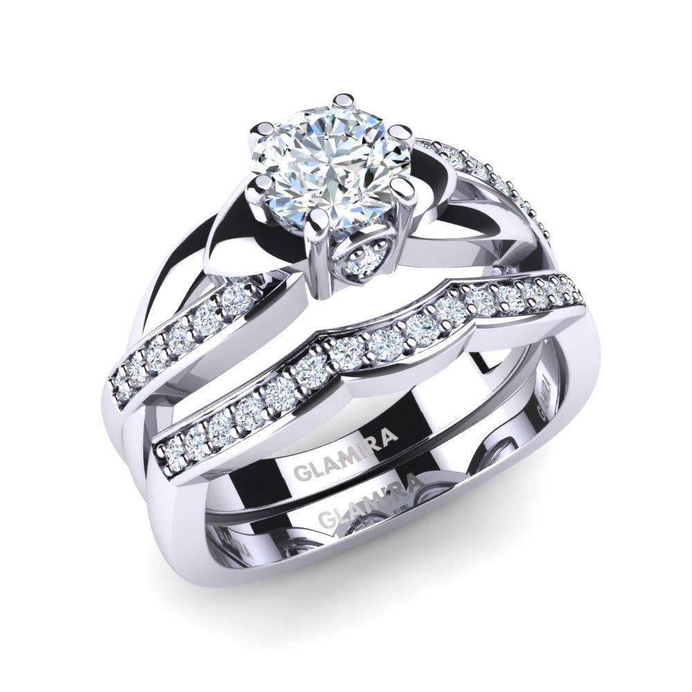 GLAMIRA Bridal Set Puffin
