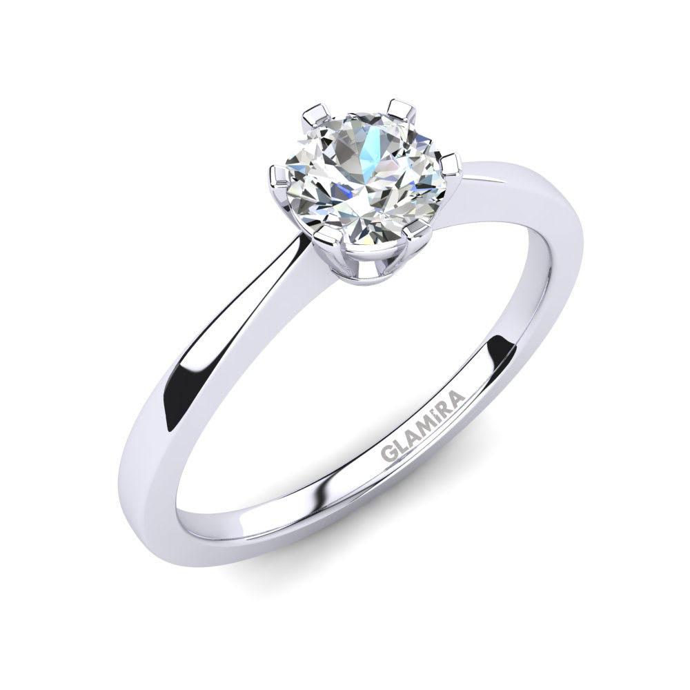 9570e65c3f99 Compre GLAMIRA Anillo Bridal Rise 0.5crt