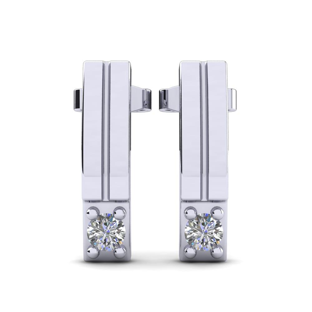 Comprar GLAMIRA Pendientes Daime  a2157b97292