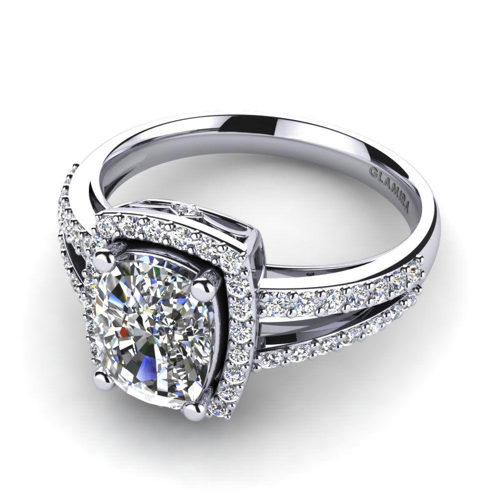 Buy GLAMIRA Diamonds Ring Holly | GLAMIRA.co.uk
