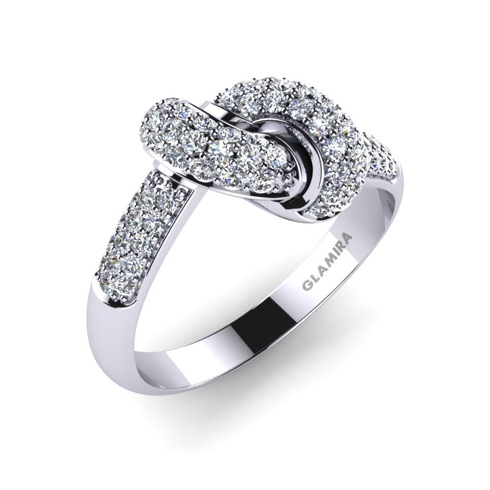 GLAMIRA Diamonds Ring Caitlin