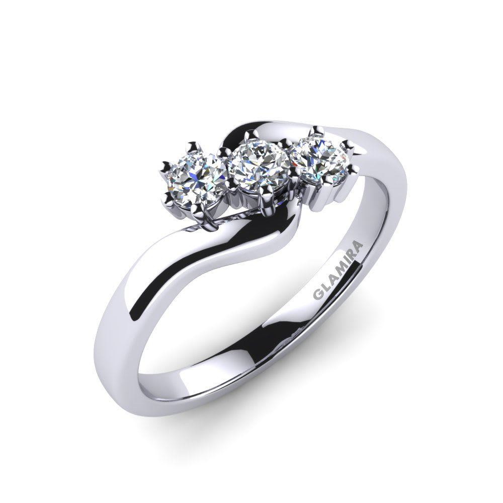 GLAMIRA Diamonds Ring Ivy