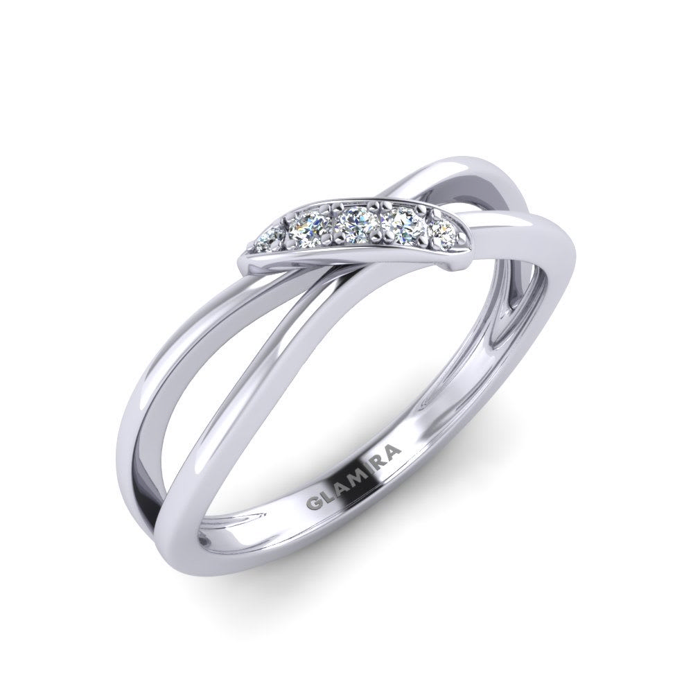 GLAMIRA Diamonds Ring Adalyn