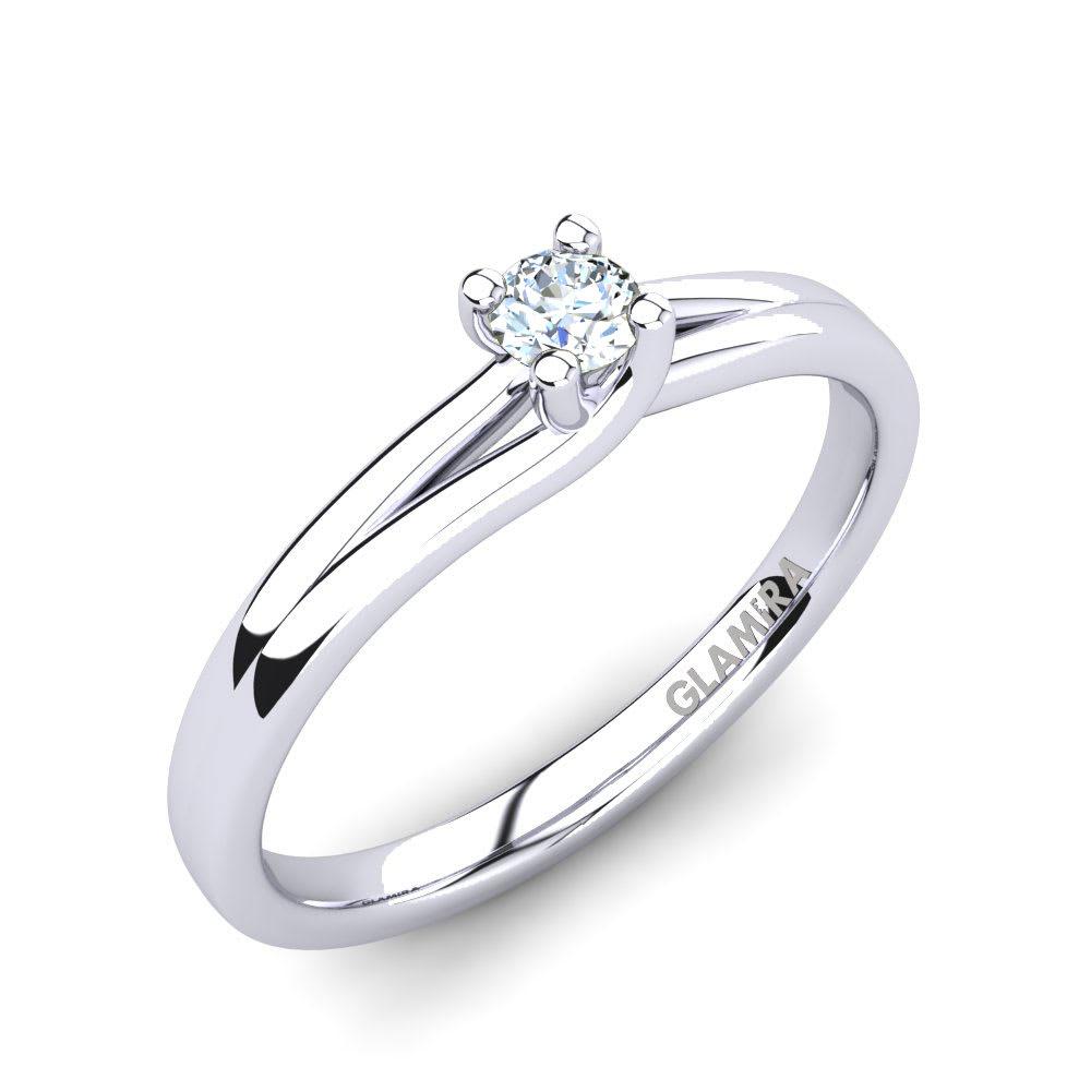GLAMIRA Bague Bridal Heaven 0.1crt