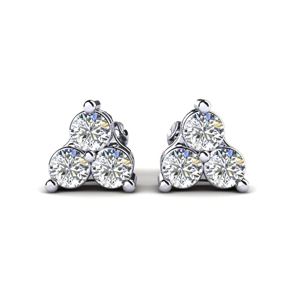 494df7f9e365 Compre GLAMIRA Pendientes Piedras