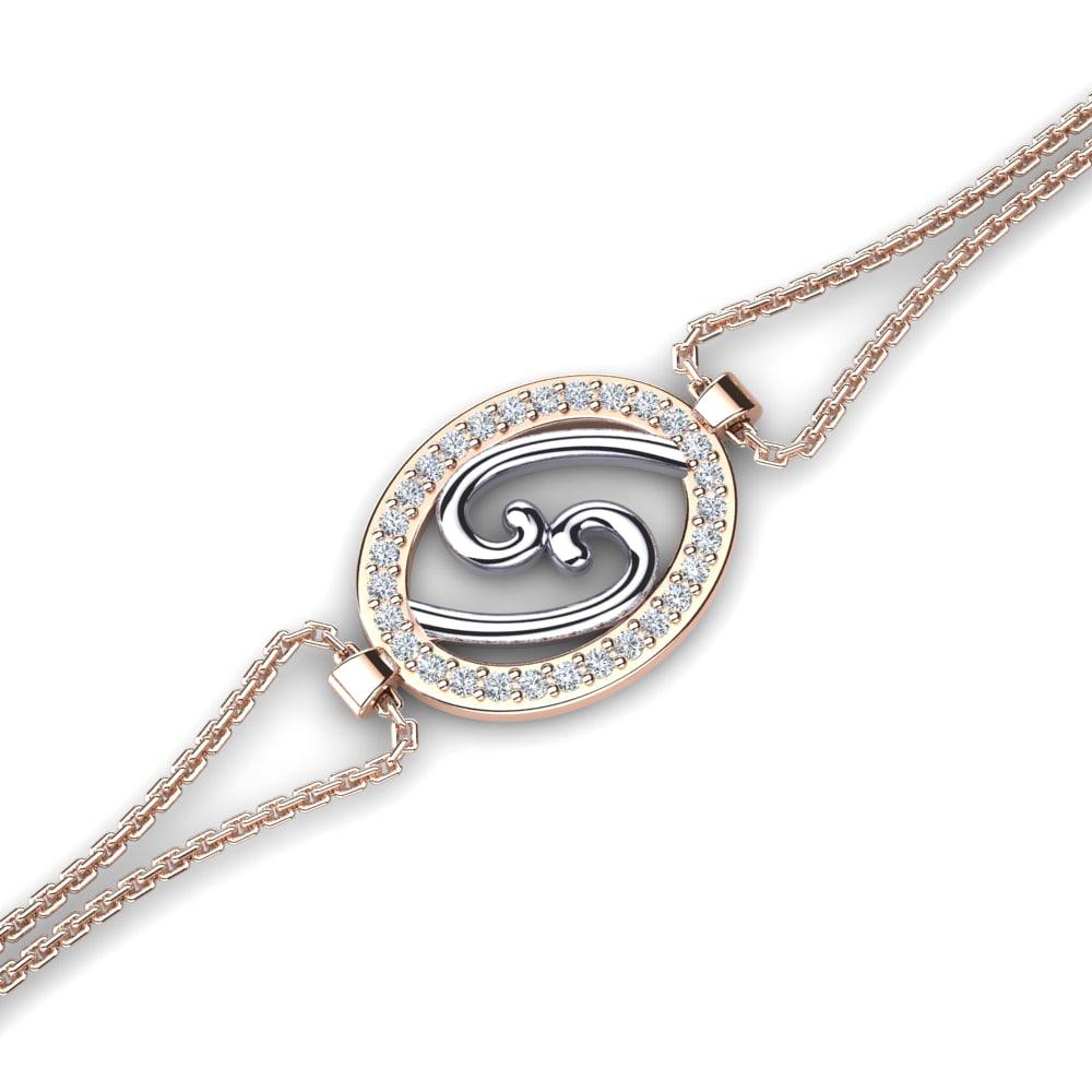 GLAMIRA Armband Jeny