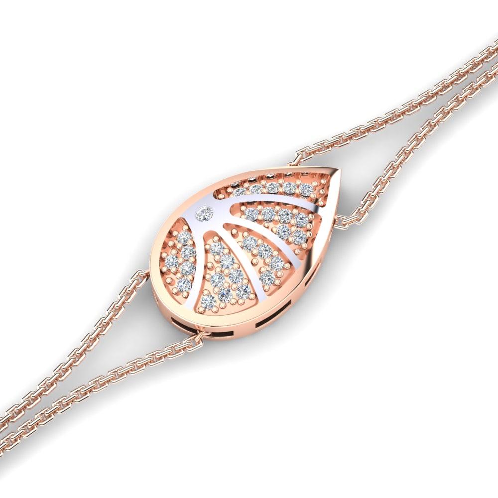 GLAMIRA Bracelet Luisa