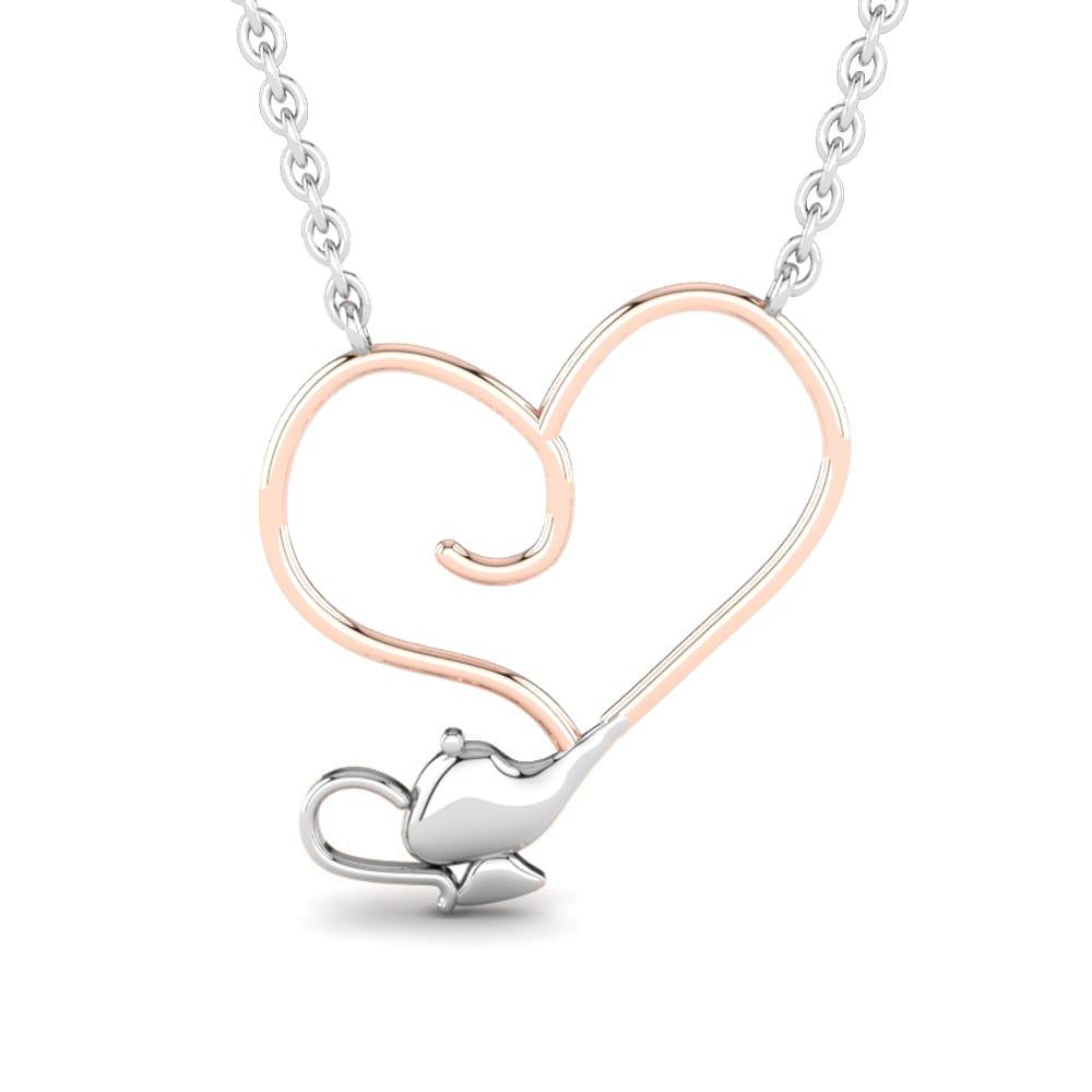 be9557859 Kúpiť GLAMIRA Prívesok Srdce Magiline | GLAMIRA.sk