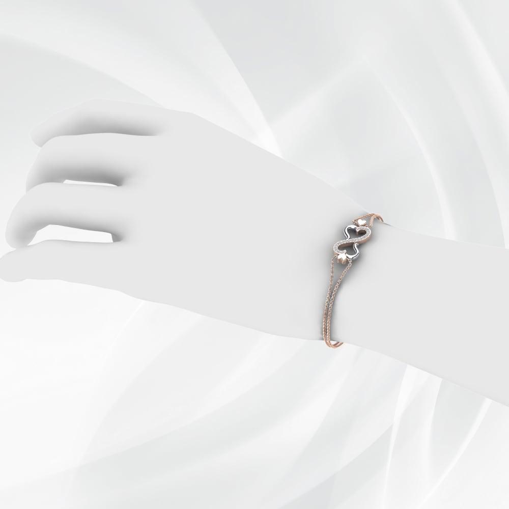 ring forbundet med armbånd
