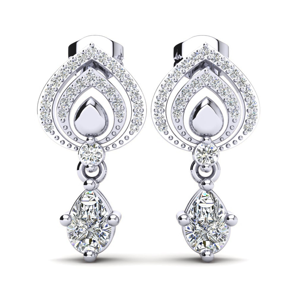 GLAMIRA Earring Rote
