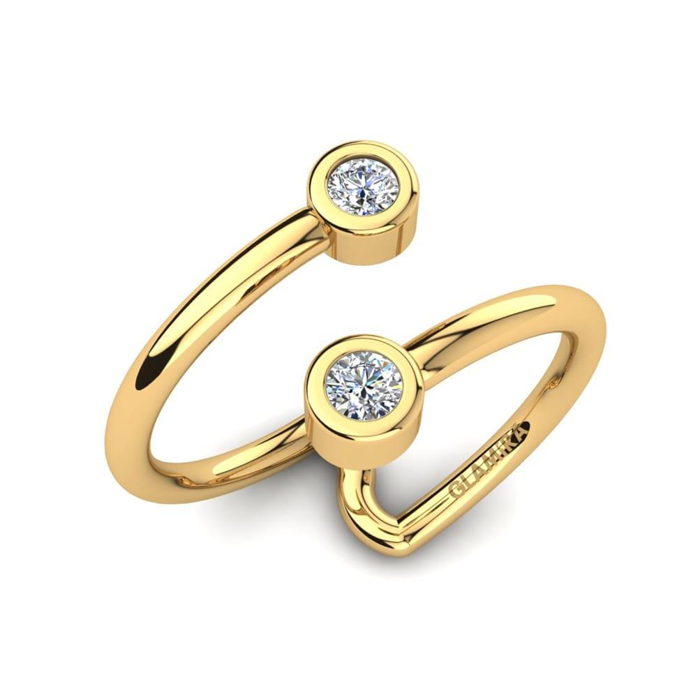 GLAMIRA Knuckle Ring Odile