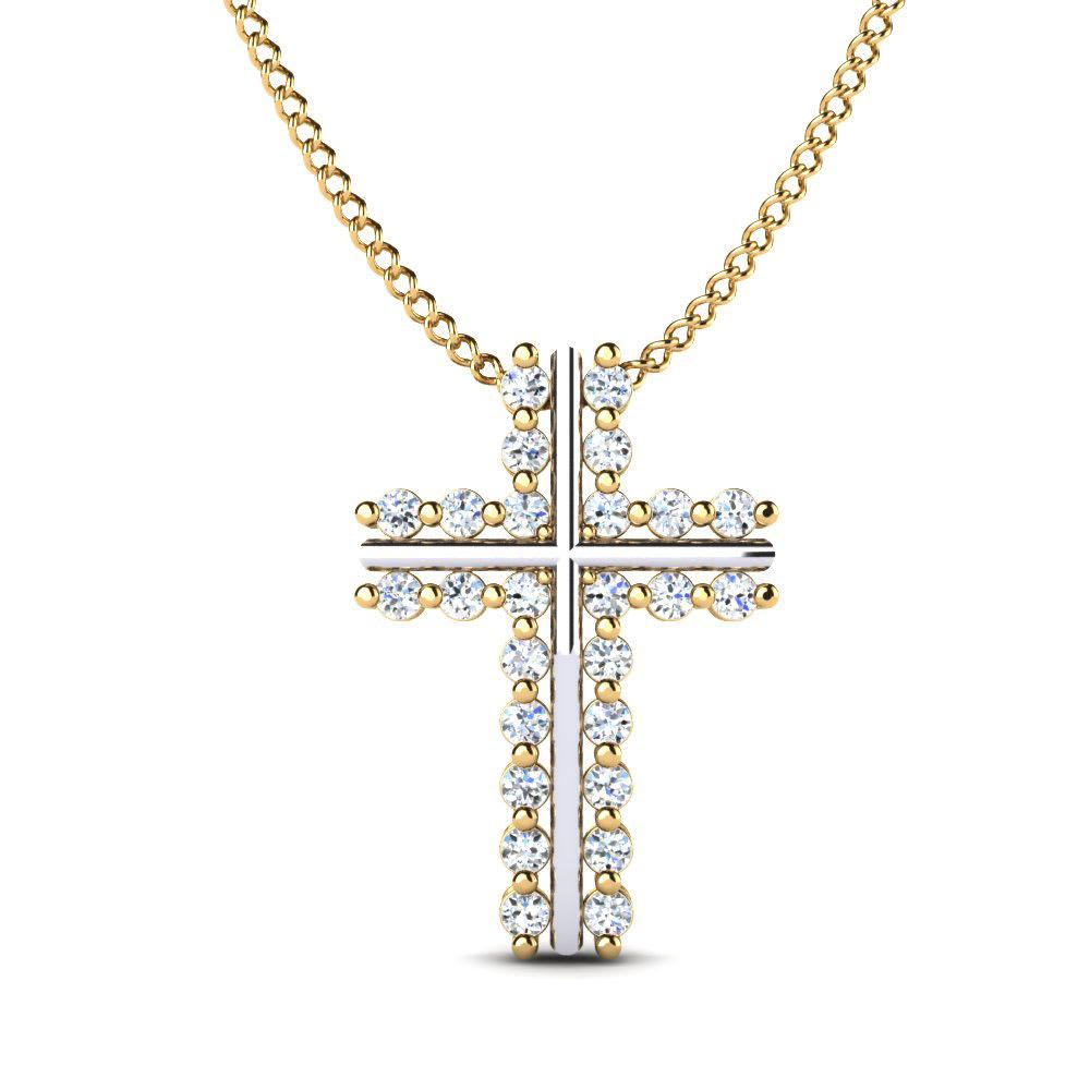 GLAMIRA Pendant Crucifix