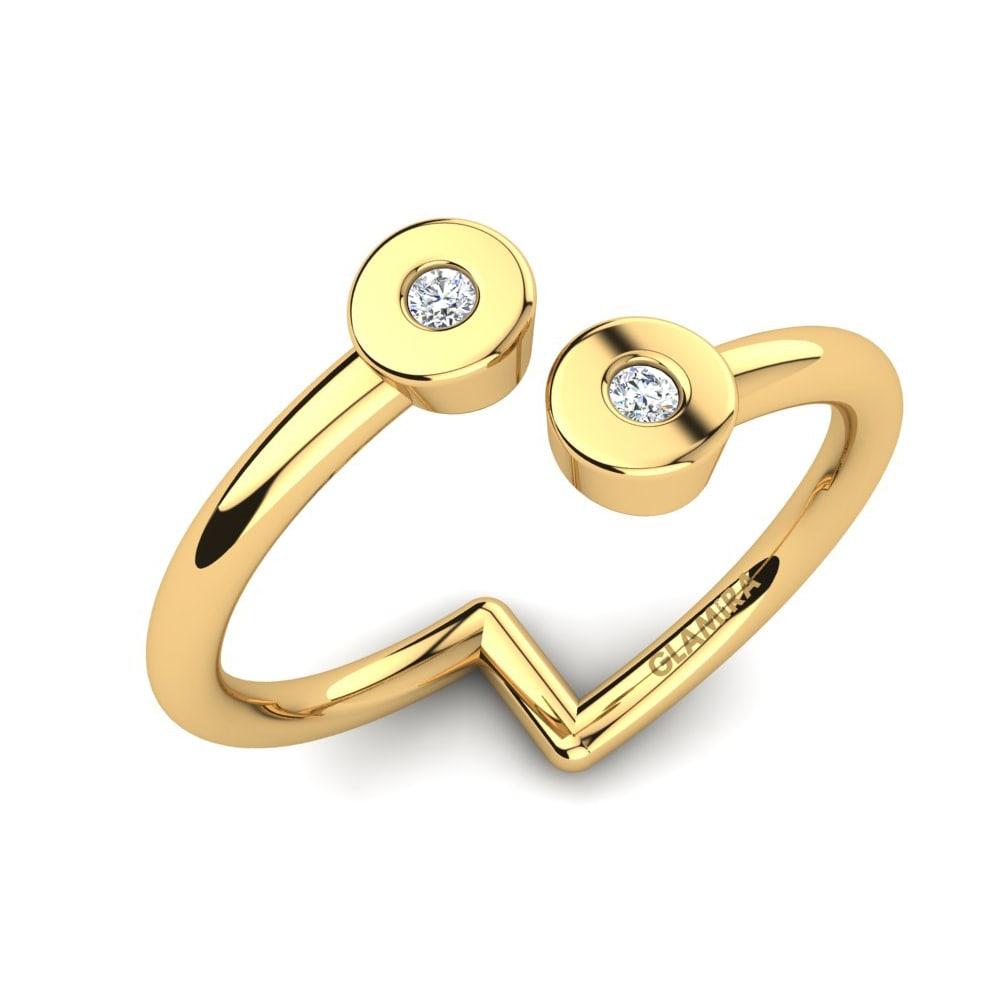GLAMIRA prsten Pelagia