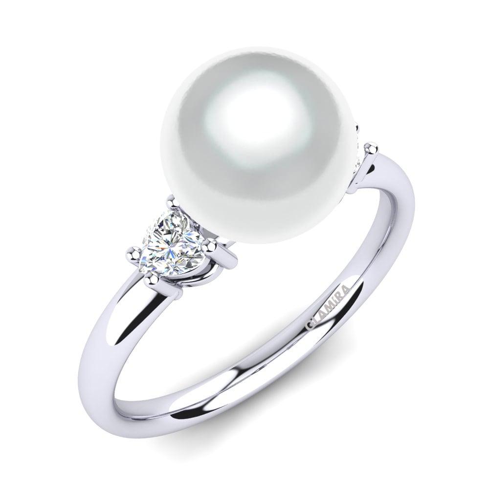 GLAMIRA Ring Lorelye Ø8 mm