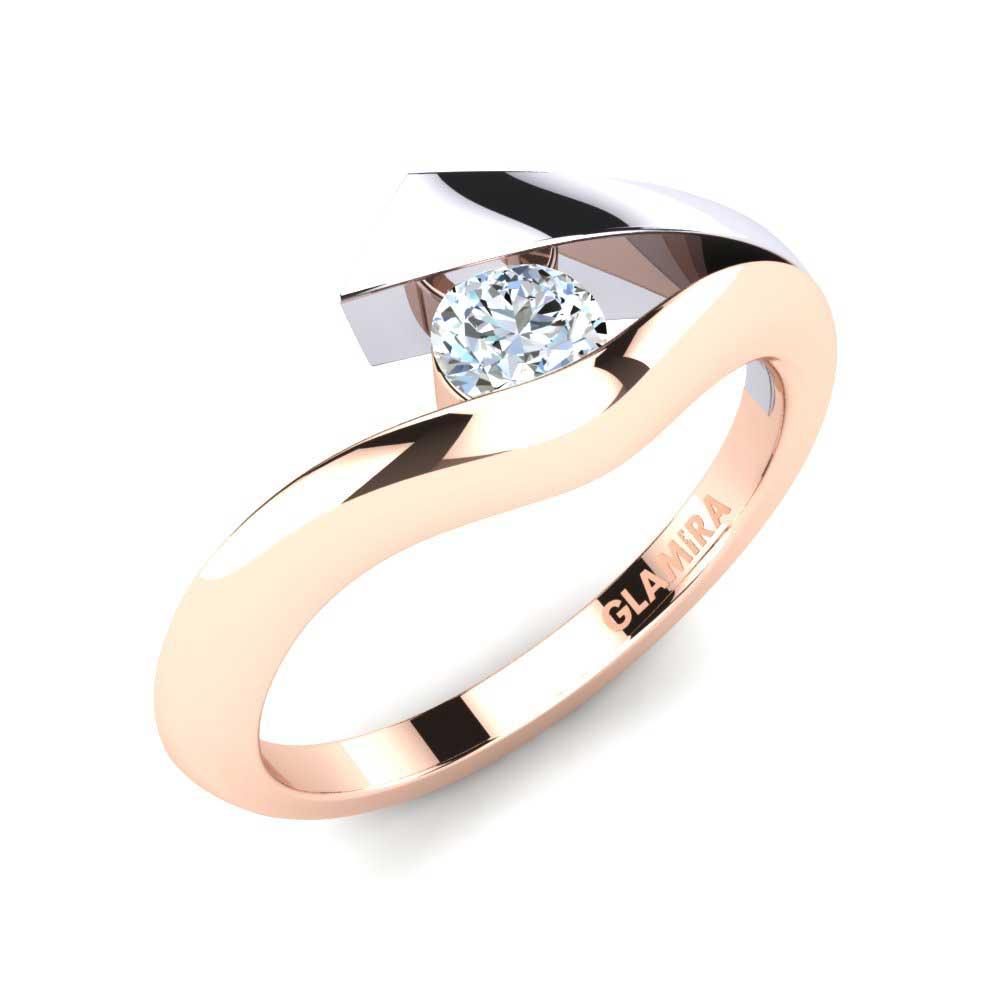 GLAMIRA Ring Evie 0.25 crt