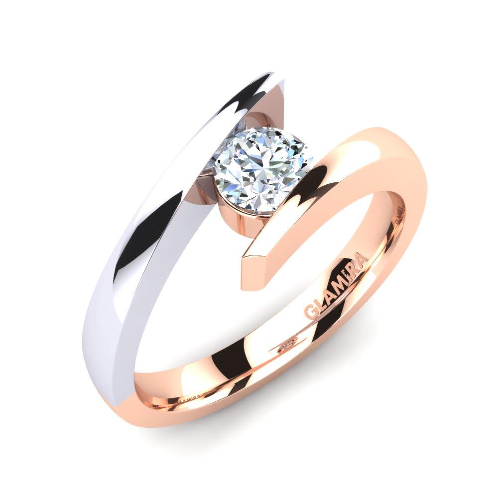 GLAMIRA Žiedas Rosita