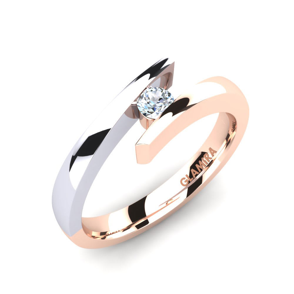 GLAMIRA Ring Rosita 0.1 crt