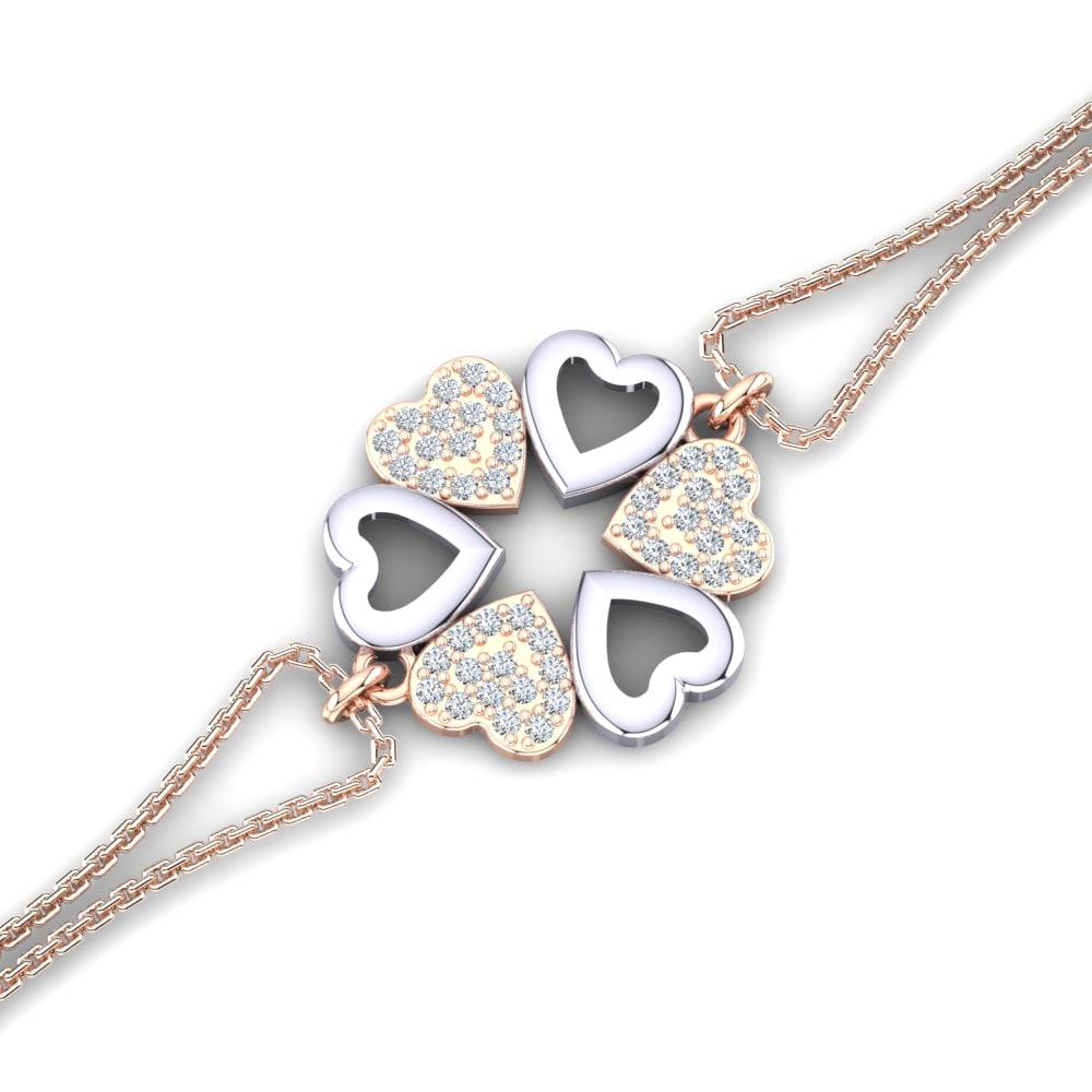 GLAMIRA Bracelet Volante