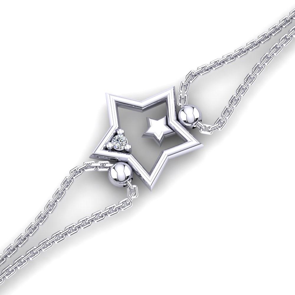 GLAMIRA Bracelets Diona