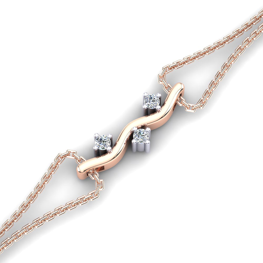 GLAMIRA Bracelet Ramese