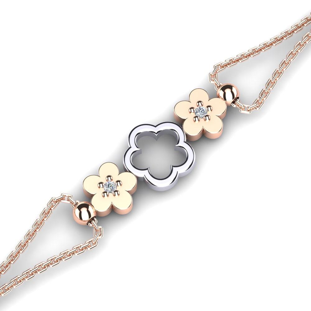 GLAMIRA Bracelet Roxana