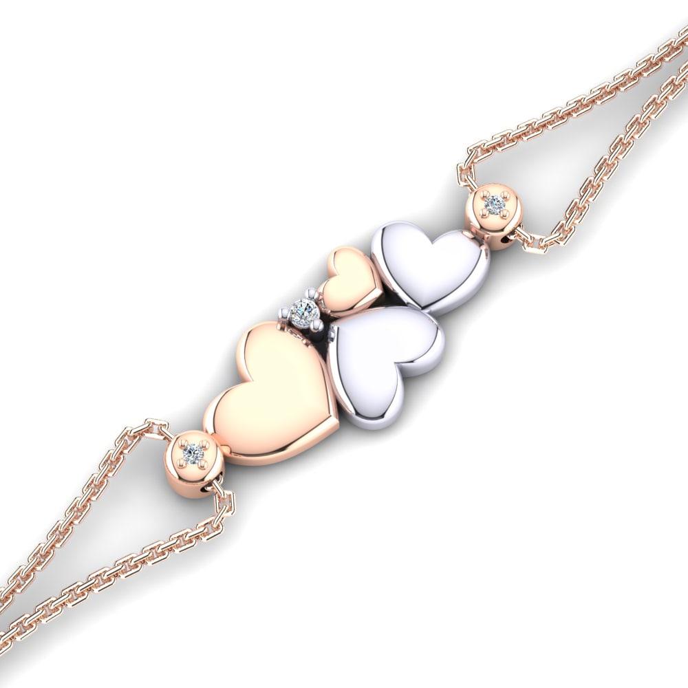 GLAMIRA Bracelet Sorin