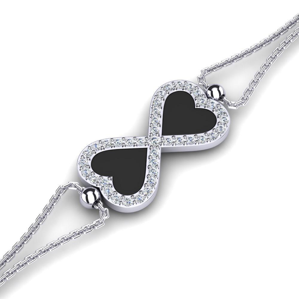 GLAMIRA Bracelet Thorn