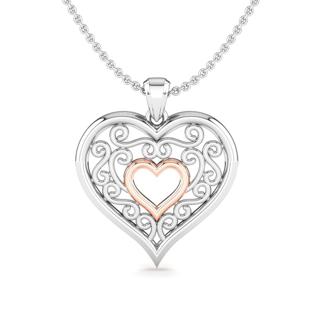 47ad0ee00 Kúpiť GLAMIRA Prívesok Srdce Emestira | GLAMIRA.sk