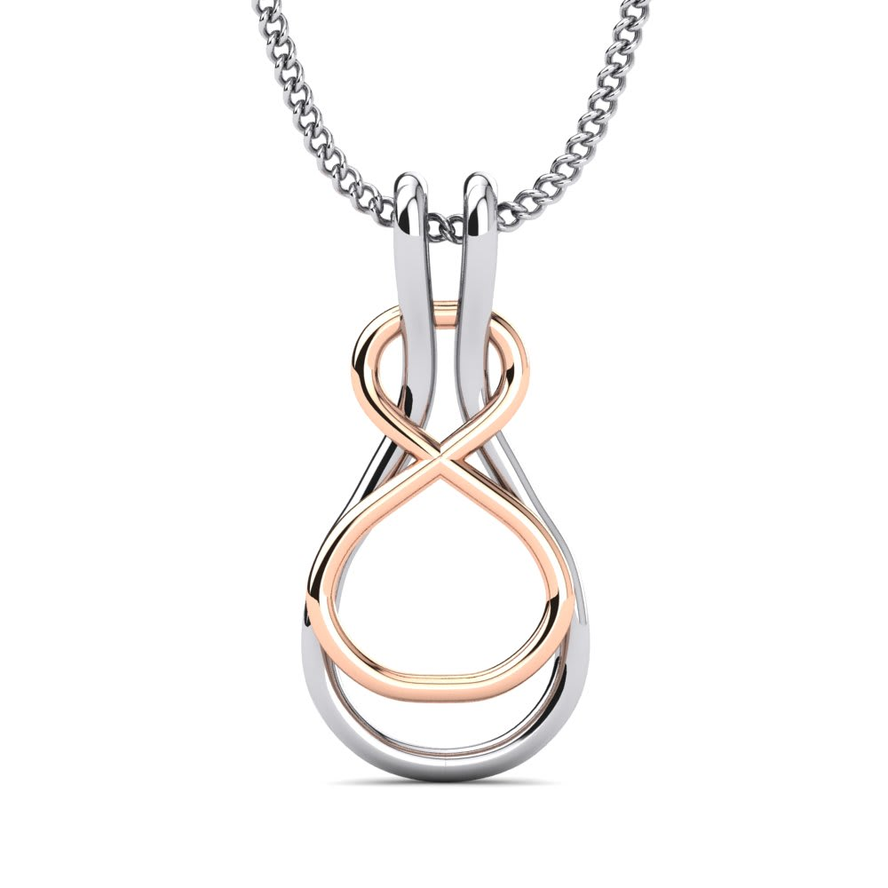 GLAMIRA Eternity Pendant Aristaios