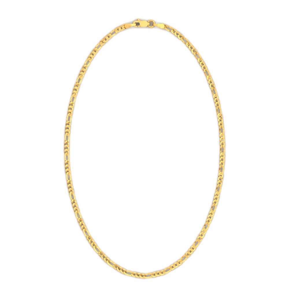 Chain Figaro 80 micron