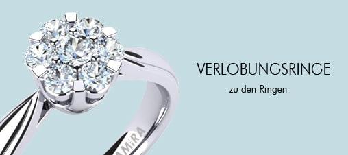 Wundervolle Verlobungsringe
