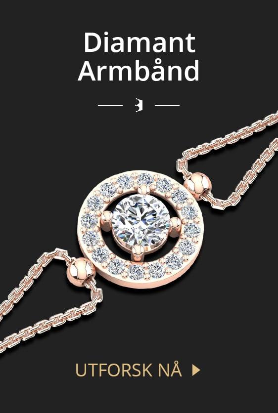 Diamant Armbånd