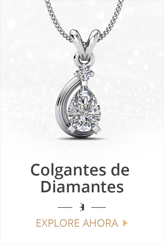 Collares de diamantes