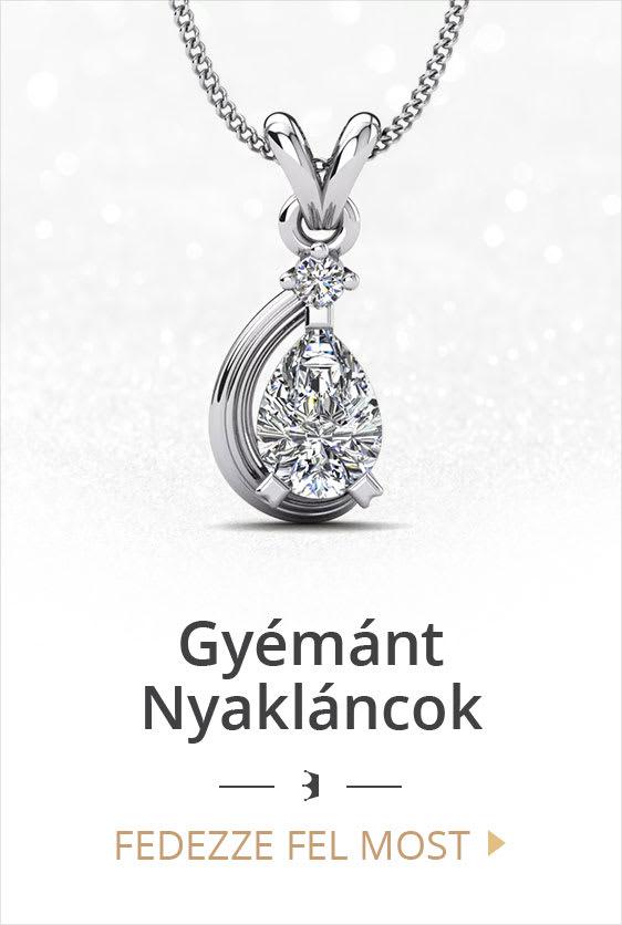 Gyémánt Nyakláncok