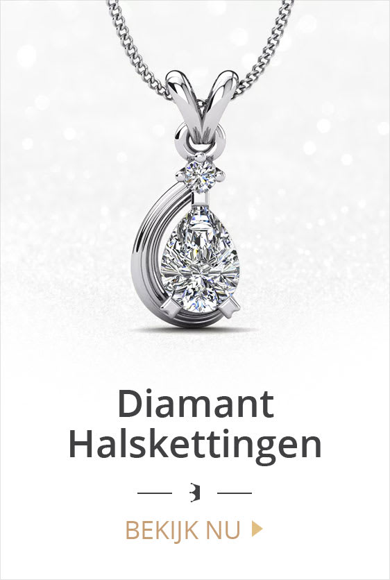 Diamant Halskettingen