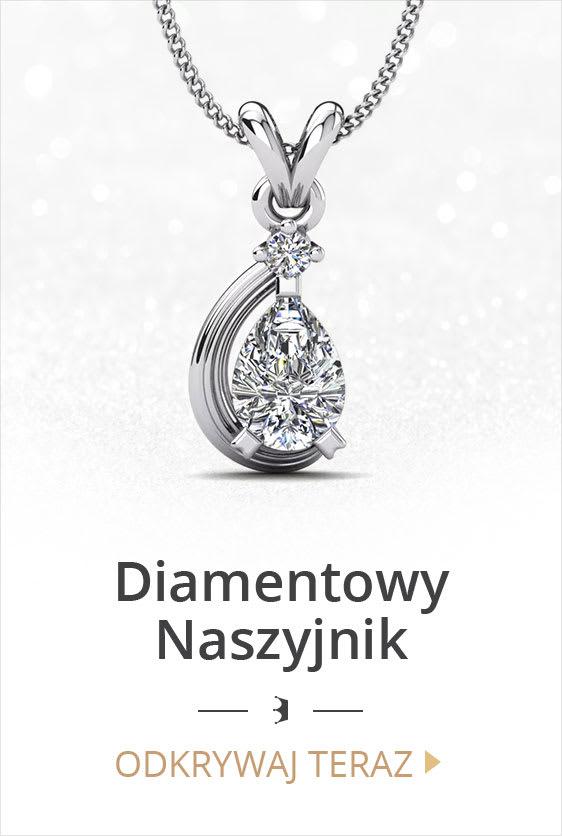 Diamentowe naszyjniki
