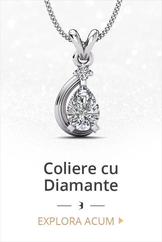 Coliere cu Diamante