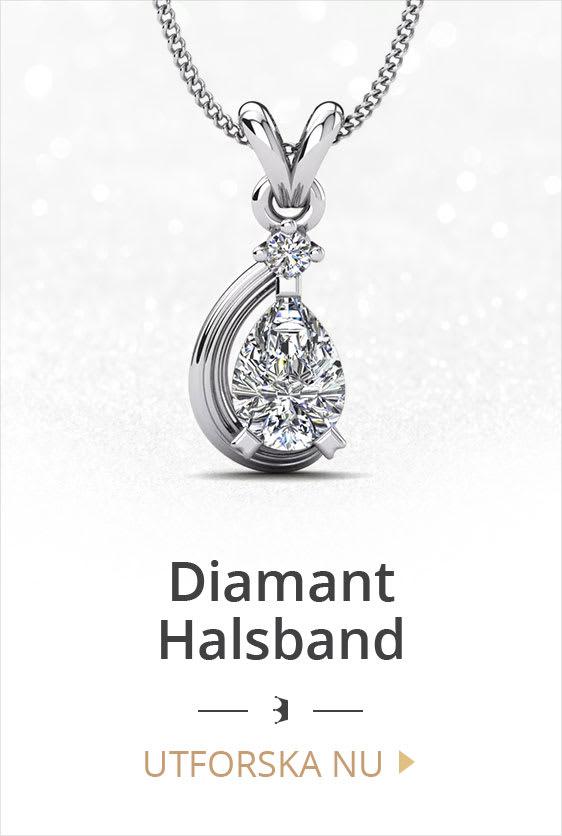 Diamant Halsband