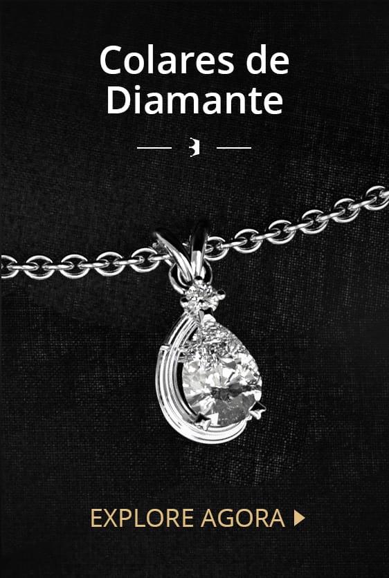 Colares de Diamante