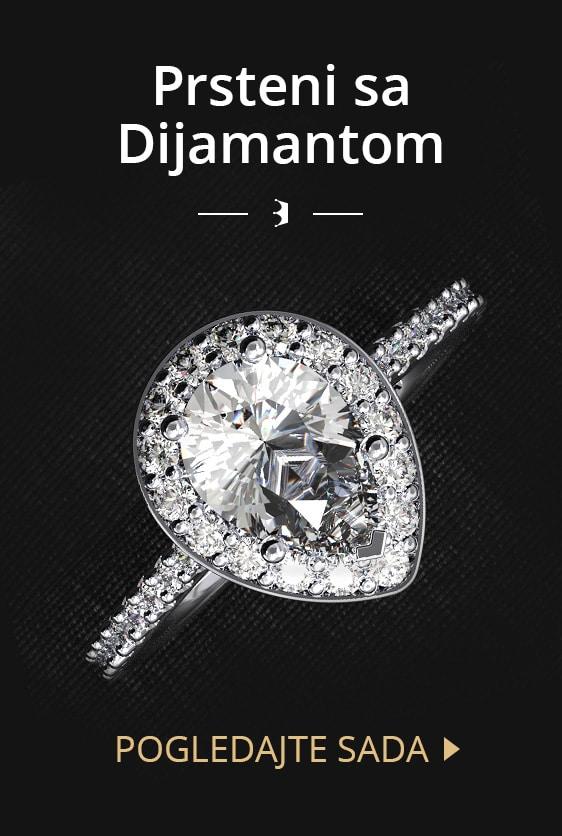 Prsteni sa dijamantom