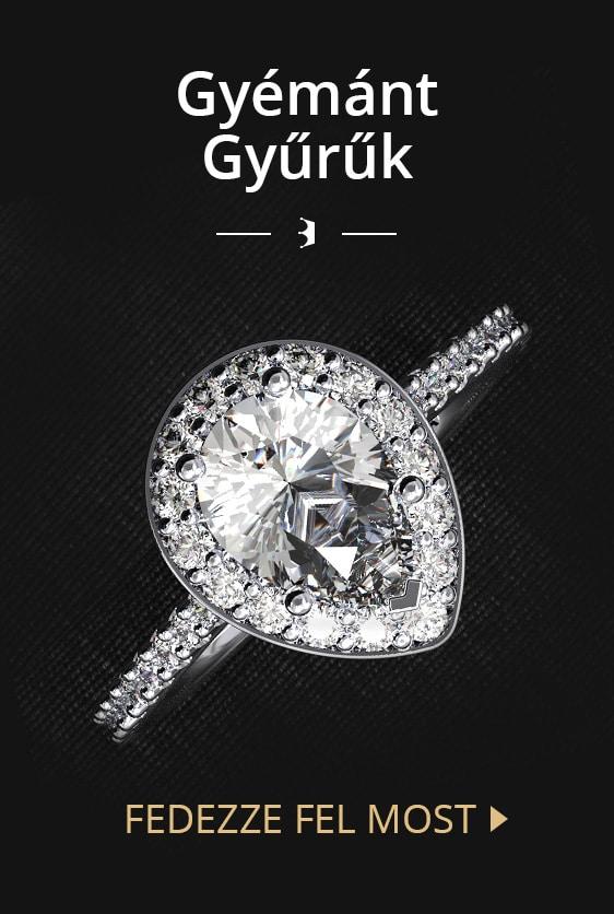 Gyémánt Gyűrűk