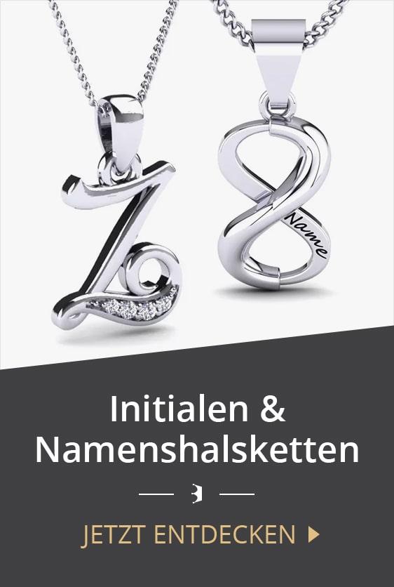 Initialen & Namenshalsketten