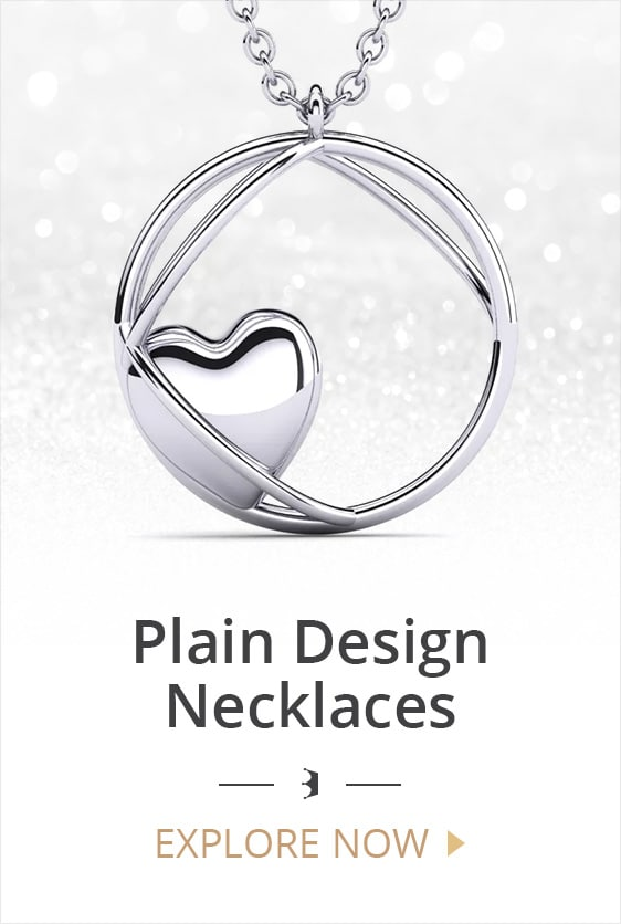 Plain Design Necklaces