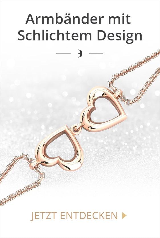 Armbänder mit Schlichtem Design