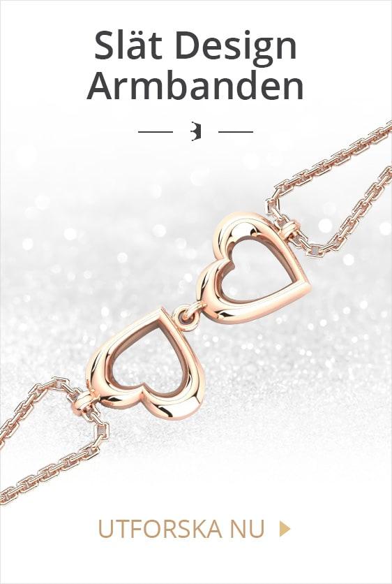 Initial & Namn Armbanden