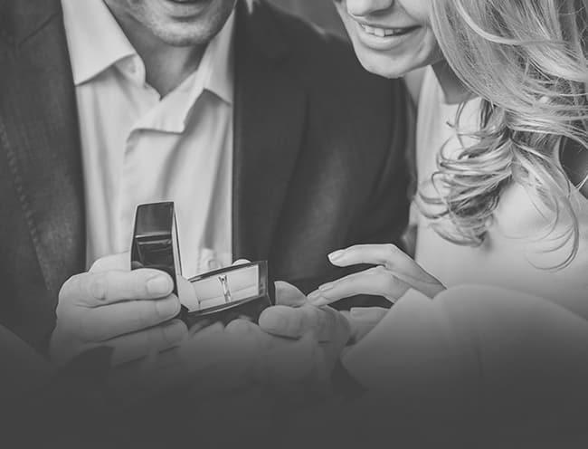 crea il tuo anello di fidanzamento