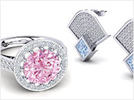 JOYAS DE DIAMANTES DE COLOR