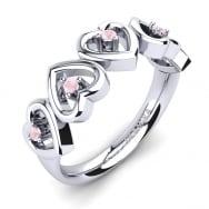 GLAMIRA Ring Marron