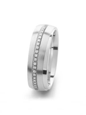 Damenring Silver & Design Harmonious
